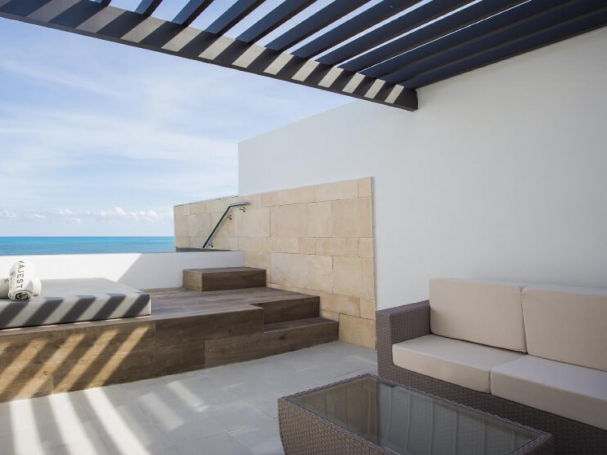 Majestic Elegance Costa Mujeres - Elegance Club Plunge Pool Suite