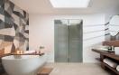 Majestic Elegance Costa Mujeres One Bedroom Suite Outdoor Jacuzzi Bathroom