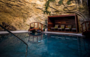 Majestic Elegance Costa Mujeres Outdoor Pool Cave