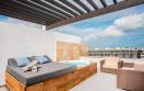 Majestic Elegance Costa Mujeres Skyview Suite Outdoor Jacuzzi balcony