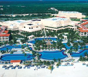 Moon Palace Golf and Resorty Cancun Mexico - Resort