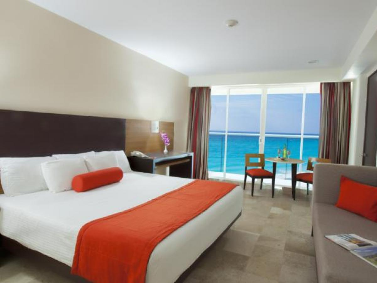 Krystal Cancun Mexico -Krystal Club Room