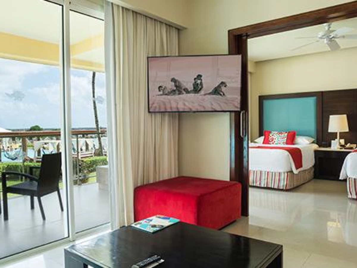 Now Jade Rivier Cancun- Preferred Club Suite Ocean View