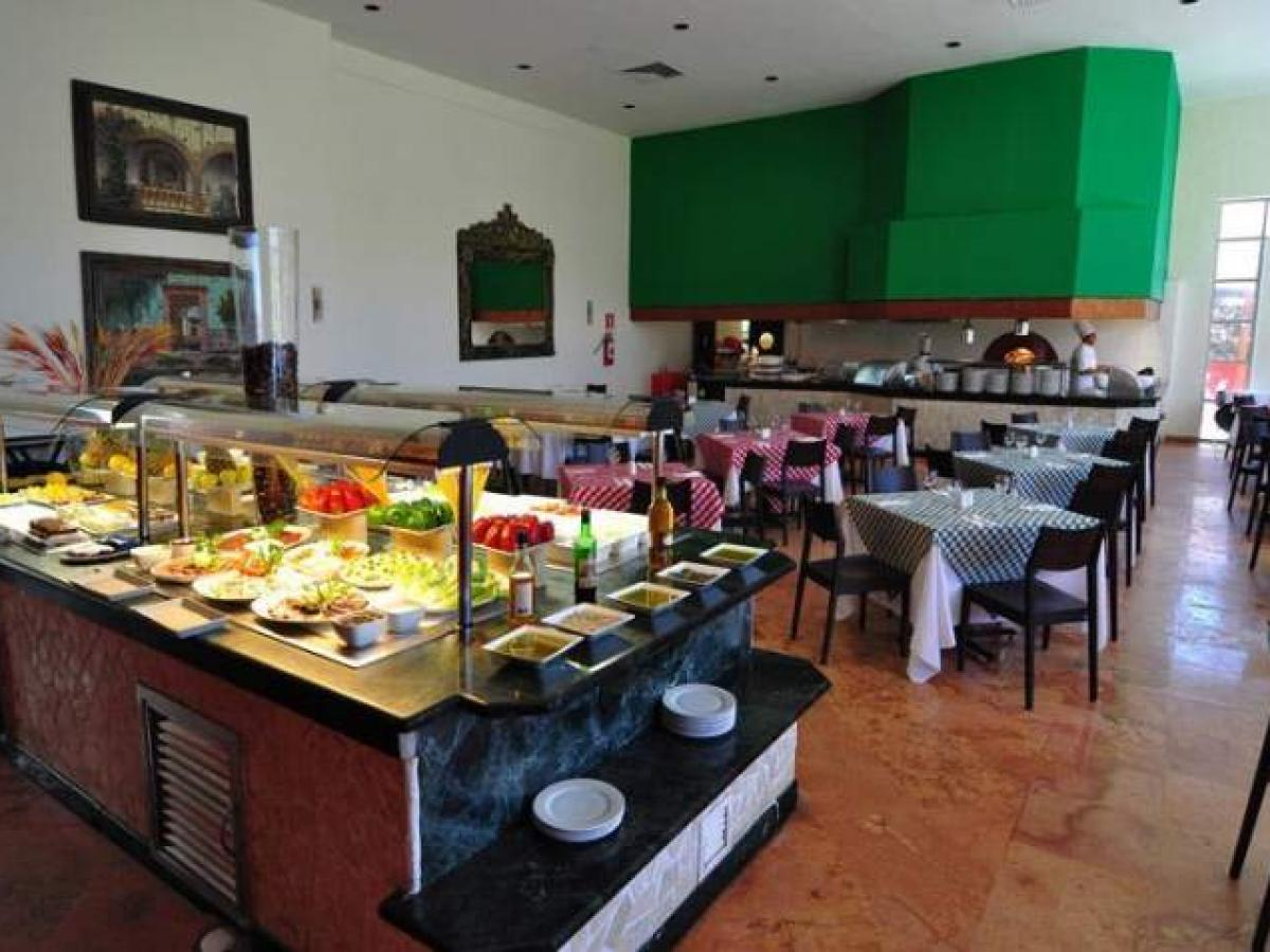 Oasis Cancun Lite Mexico - Terraza Trattoria