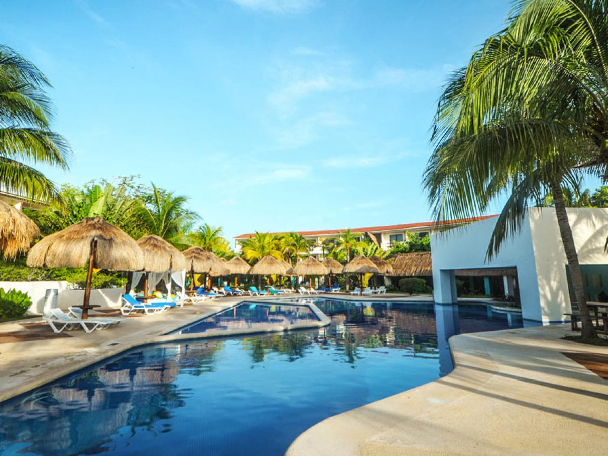 Oasis Cancun Lite Mexico - Swimming Pools