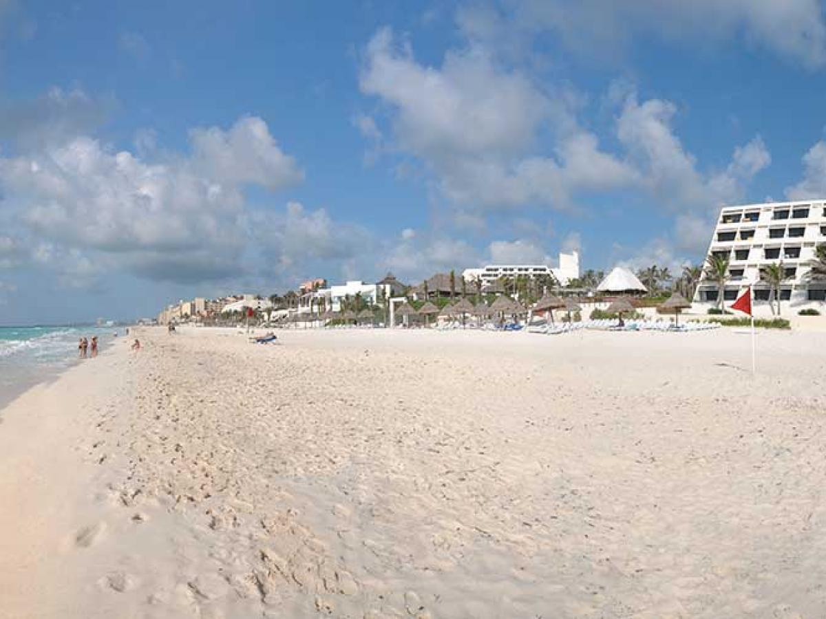 Oasis Cancun Lite Mexico - Beach