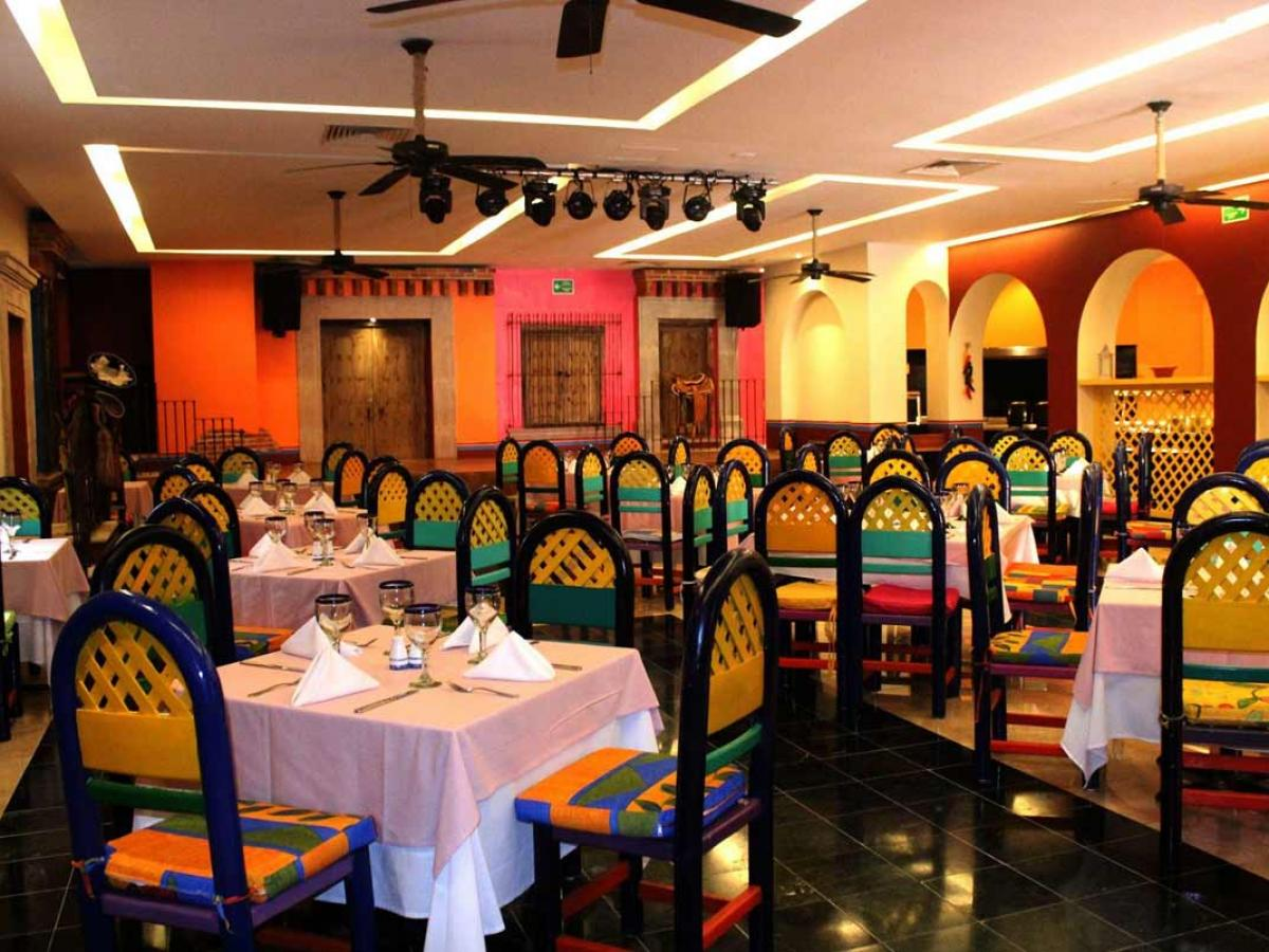 Oasis Cancun Lite Mexico - Restaurant
