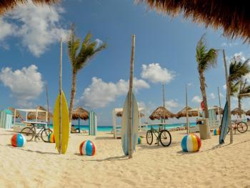 Grand Oasis Sens Cancun Mexico - Beach