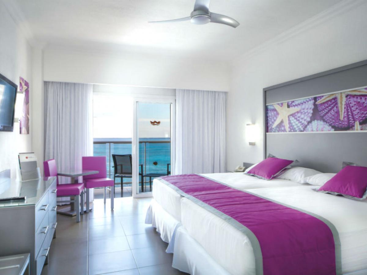 Riu Palace Peninsula Double Room Oceanview