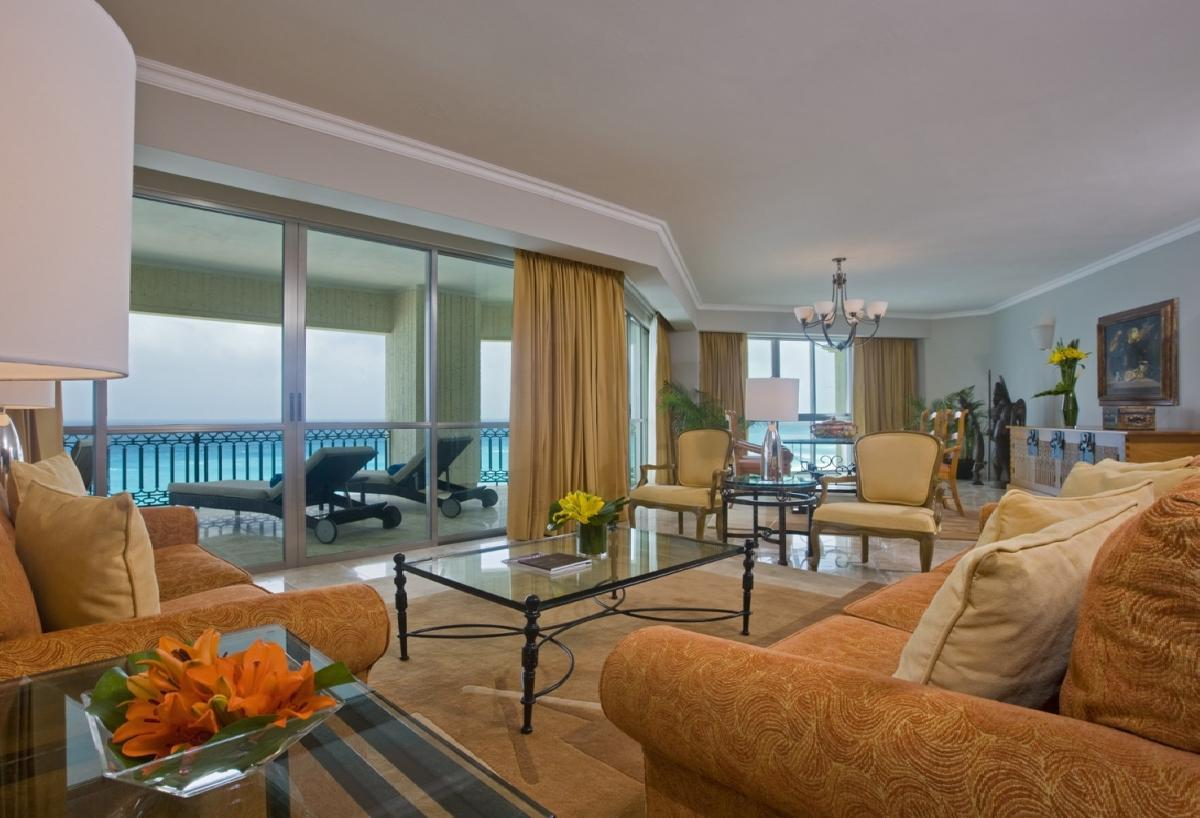 Sandos Cancun Luxury Experience Resort - Presidential Suite