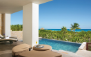 Secrets Playa Mujeres- Preferred Club Master Suite Ocean Front Private Pool