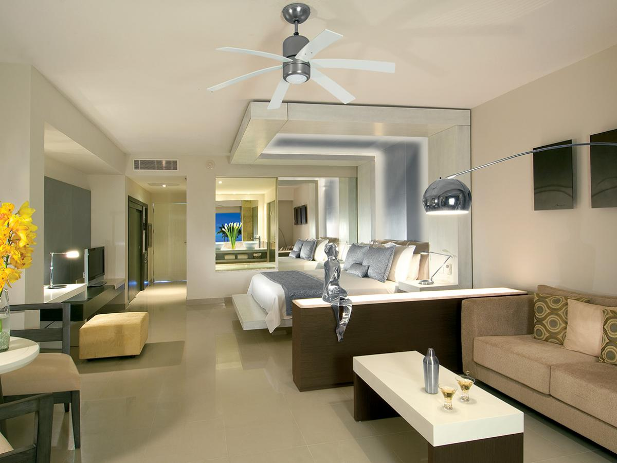 Secrets Silversands Riviera Cancun - Junior Suite Tropical  View