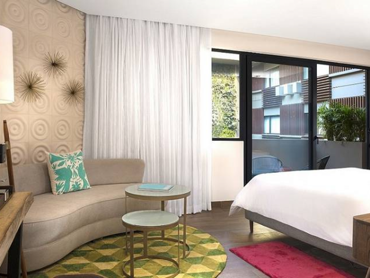 The Fives Downtown Deluxe Room