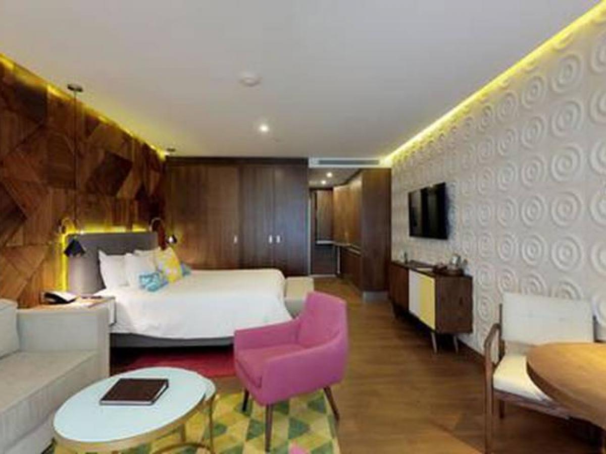The Fives Downtown Playa Del Carmen Superior room