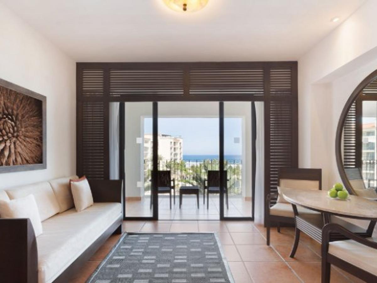 Hyatt Ziva Los Cabos Mexico - Club Ocean View Master Double
