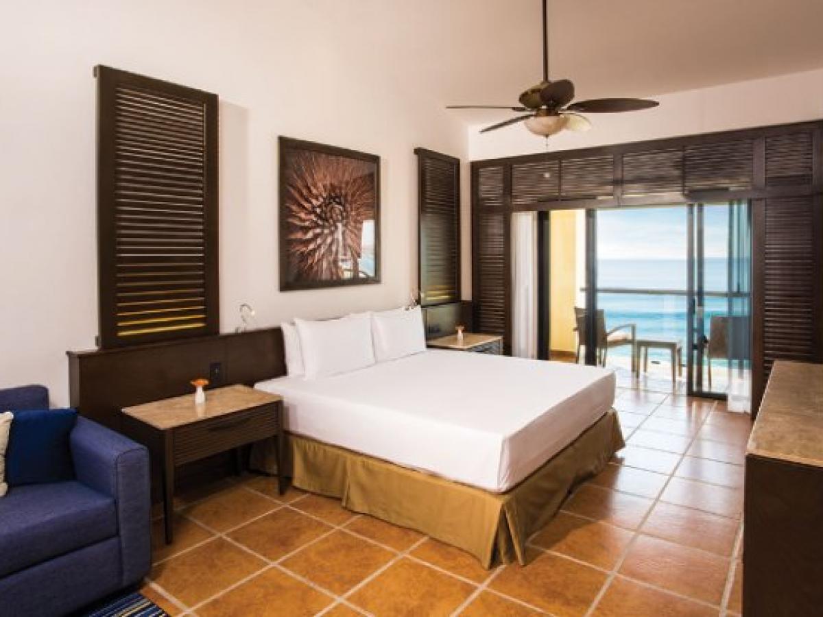 Hyatt Ziva Los Cabos Mexico - Ocean Front One Bedroom Master Suite