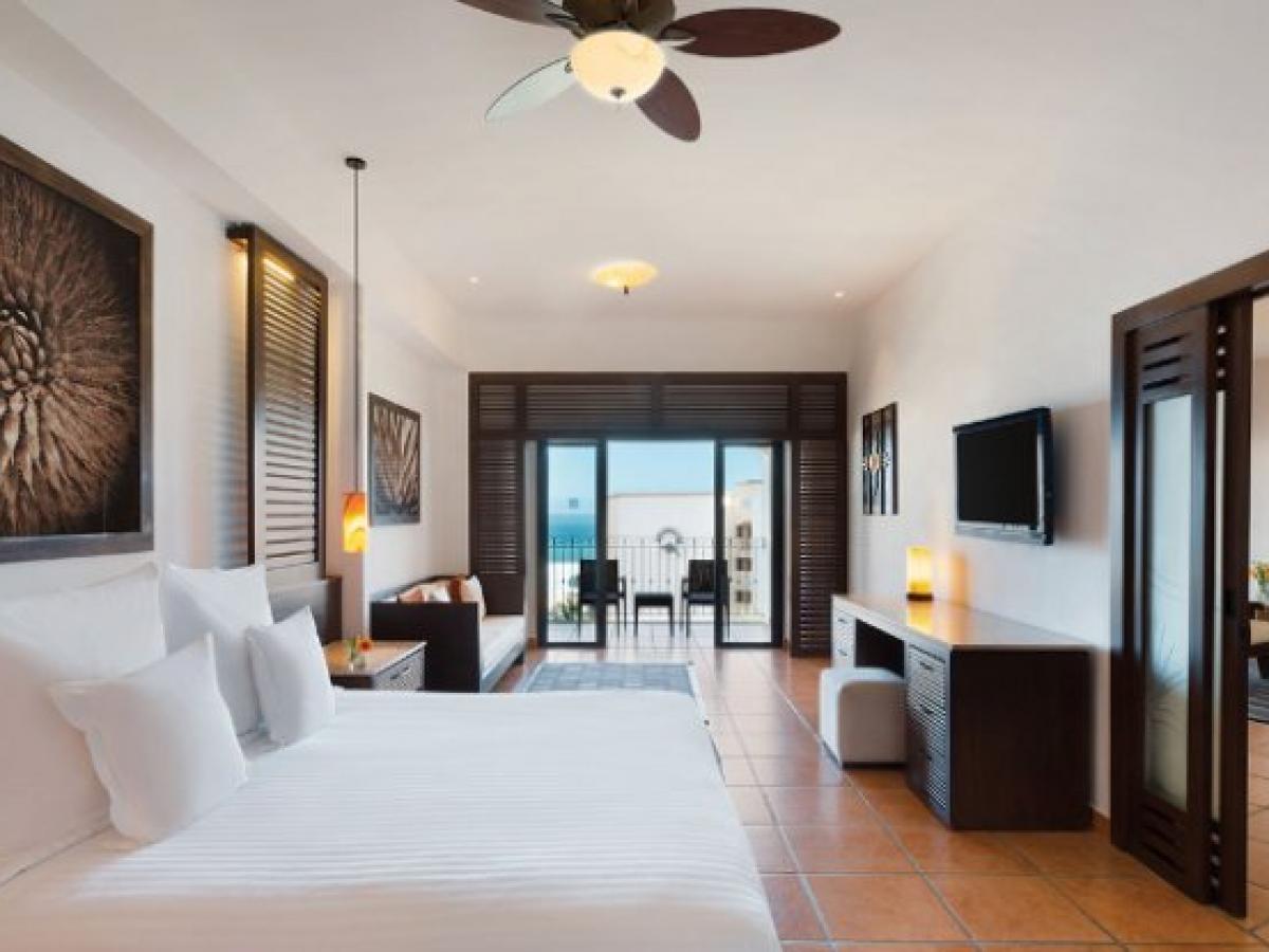 Hyatt Ziva Los Cabos Mexico - Ocean View One Bedroom Master Suite