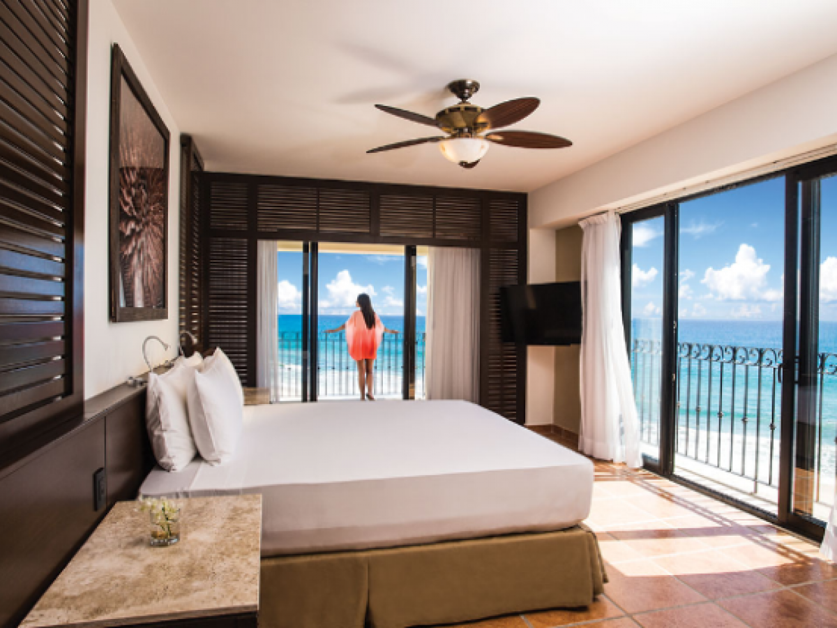 Hyatt Ziva Los Cabos Mexico - Ocean Front Two Bedroom Grand Master Suite