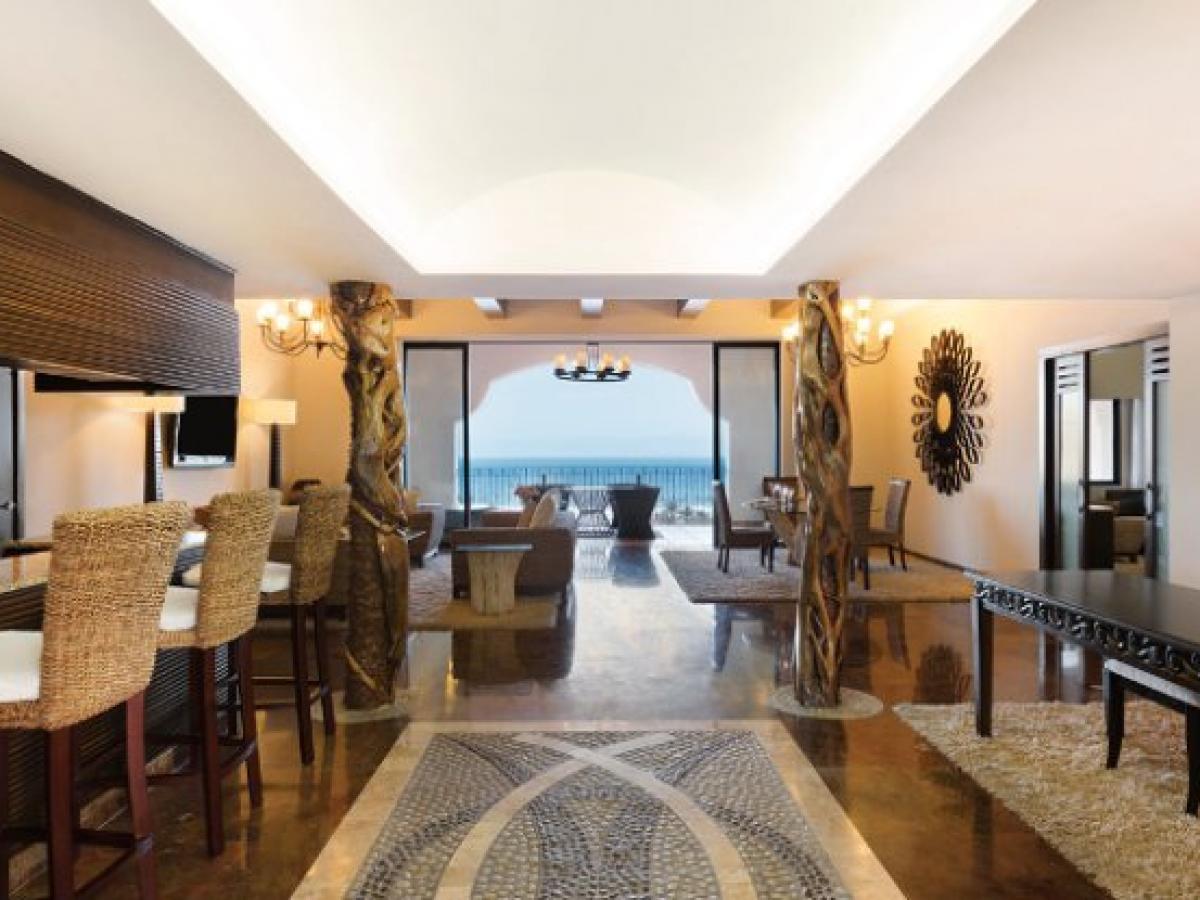 Hyatt Ziva Los Cabos Mexico - Presidential Suite