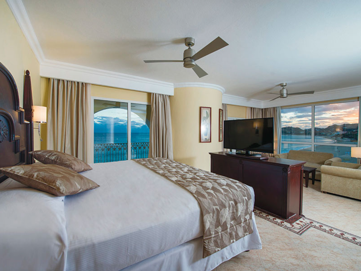 Riu Palace cabo Suite Jacuzzi Seaview