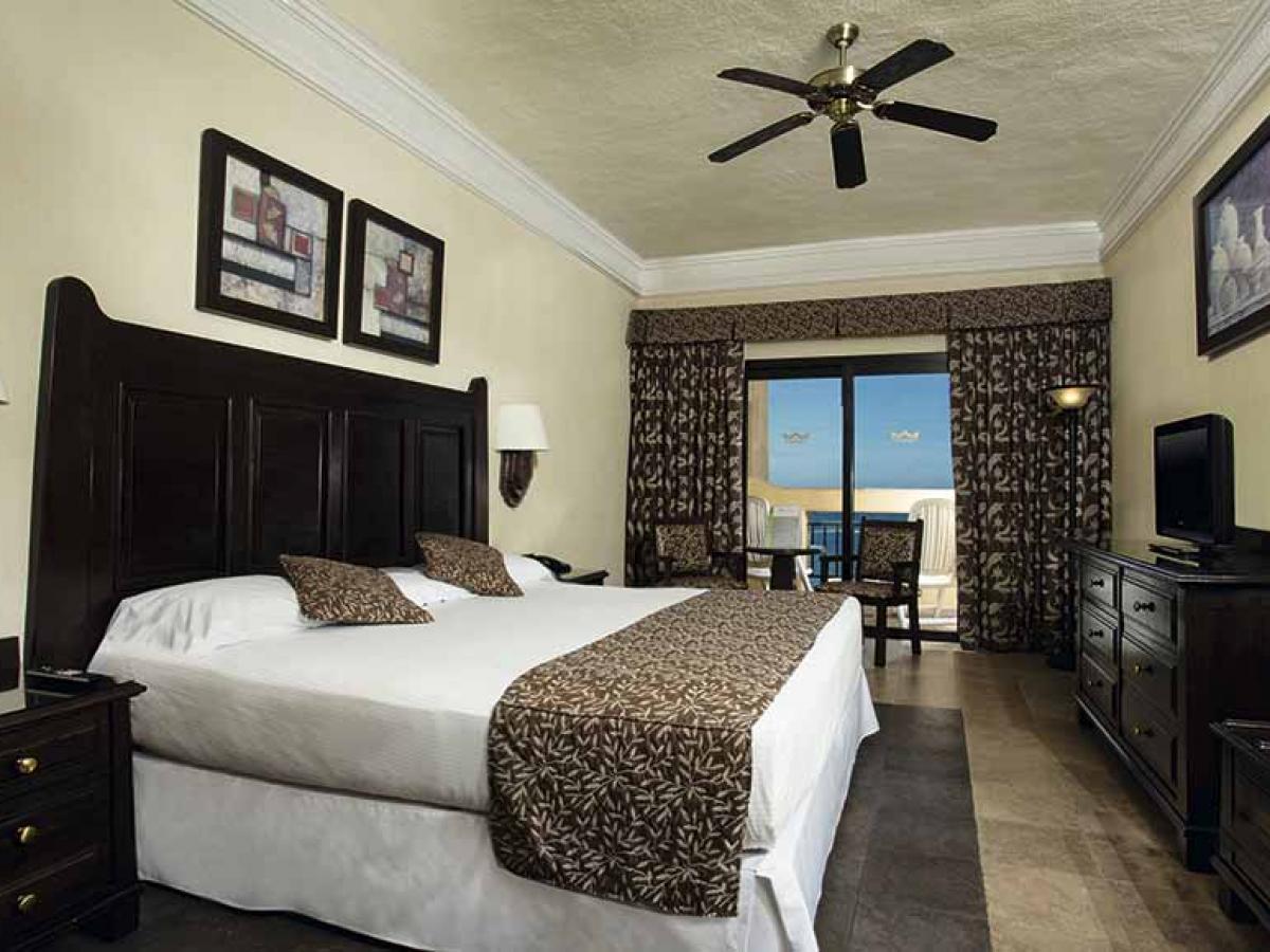 Riu Santa Fe Double room garden sea view