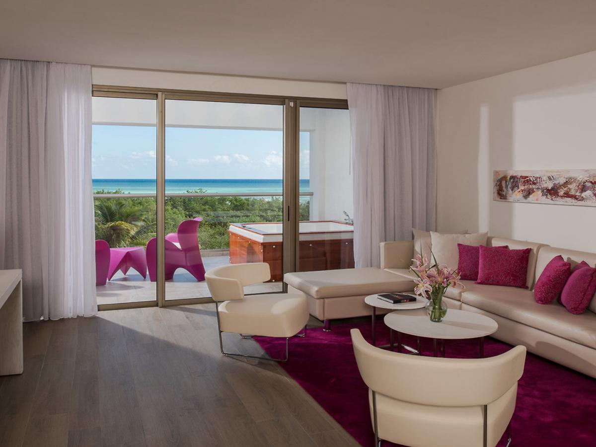 Platinum Yucatan Princess Presidential Suite