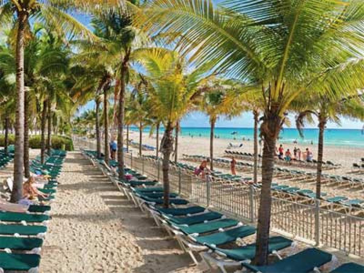 Riu Lupita Playa del Carmen Mexico - Beach
