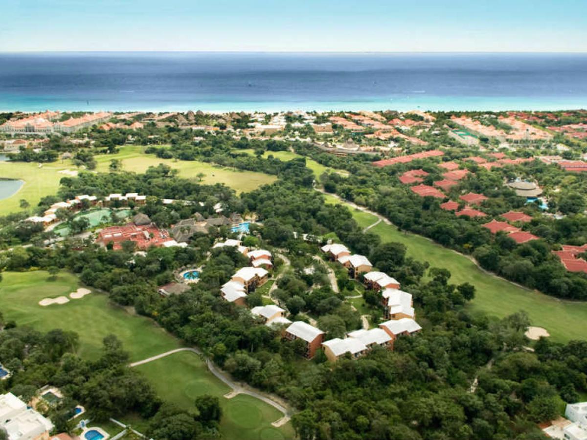 Riu Lupita Playa del Carmen Mexico - Resort and Golf Course
