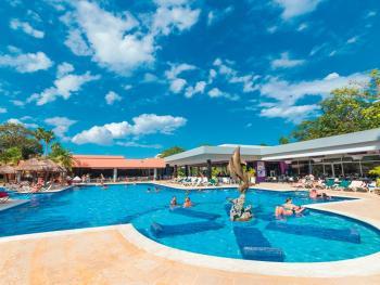 Riu Lupita Playa del Carmen Mexico - Swimming Pools
