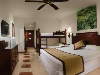 Riu Lupita Playa del Carmen Mexico - Family Room