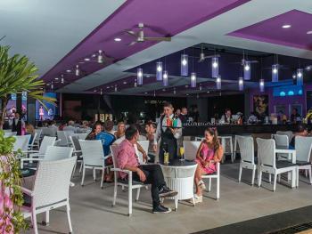 Riu Lupita Playa del Carmen Mexico - Bar
