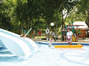 Riu Lupita Playa del Carmen Mexico - Childrens Swimming Pool