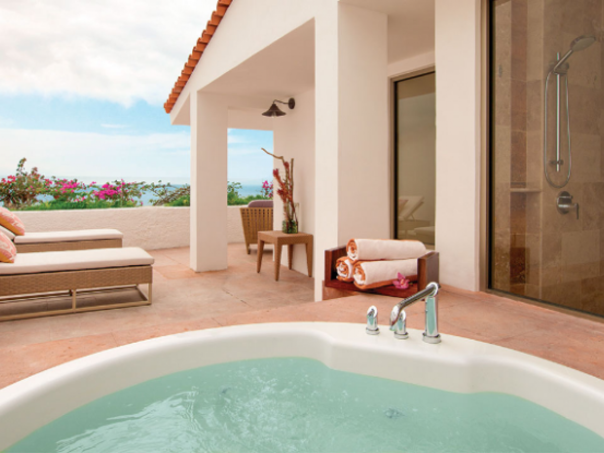 Hyatt Ziva Puerto Vallarta Mexico - One Bedroom Plunge Pool Suite King
