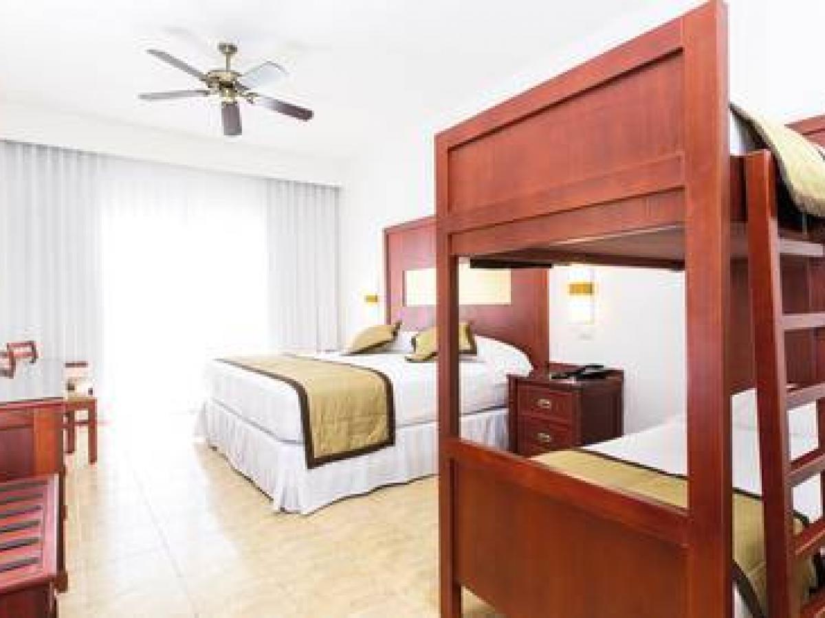 Riu Jalisco Puerto Vallarta Mexico - Family Room