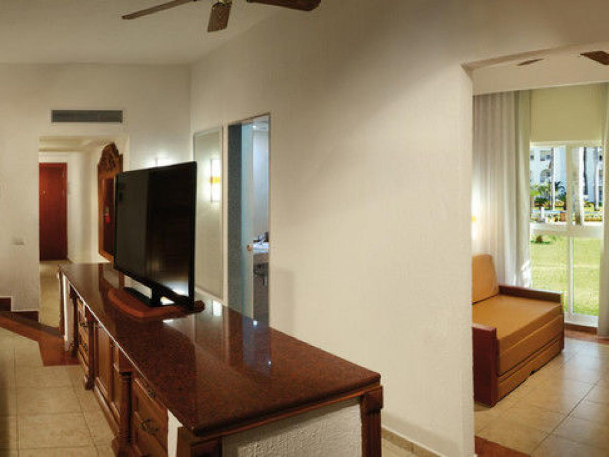 Riu Jalisco Puerto Vallarta Mexico - Two Bedroom Family Room