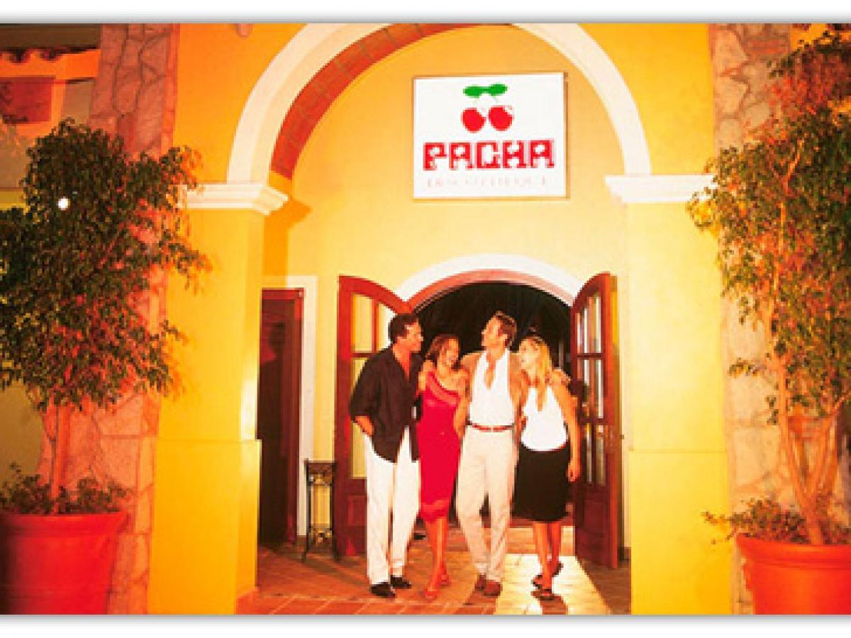 Riu Jalisco Puerto Vallarta Mexico - Pacha Club