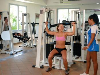 Riu Jalisco Puerto Vallarta Mexico - Fitness Center