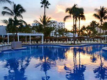 Riu Jalisco Puerto Vallarta Mexico - Swimming Pool