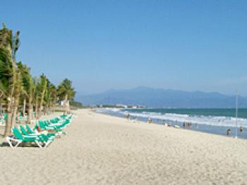 Riu Jalisco Puerto Vallarta Mexico - Beach