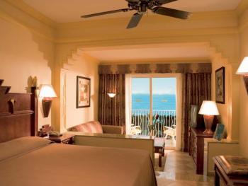 Riu Vallarta Mexico -Suite Ocean View Room
