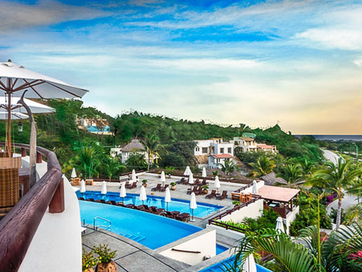 Grand Sirenis Matlali Hills Puerto Vallarta Mexico - Resort