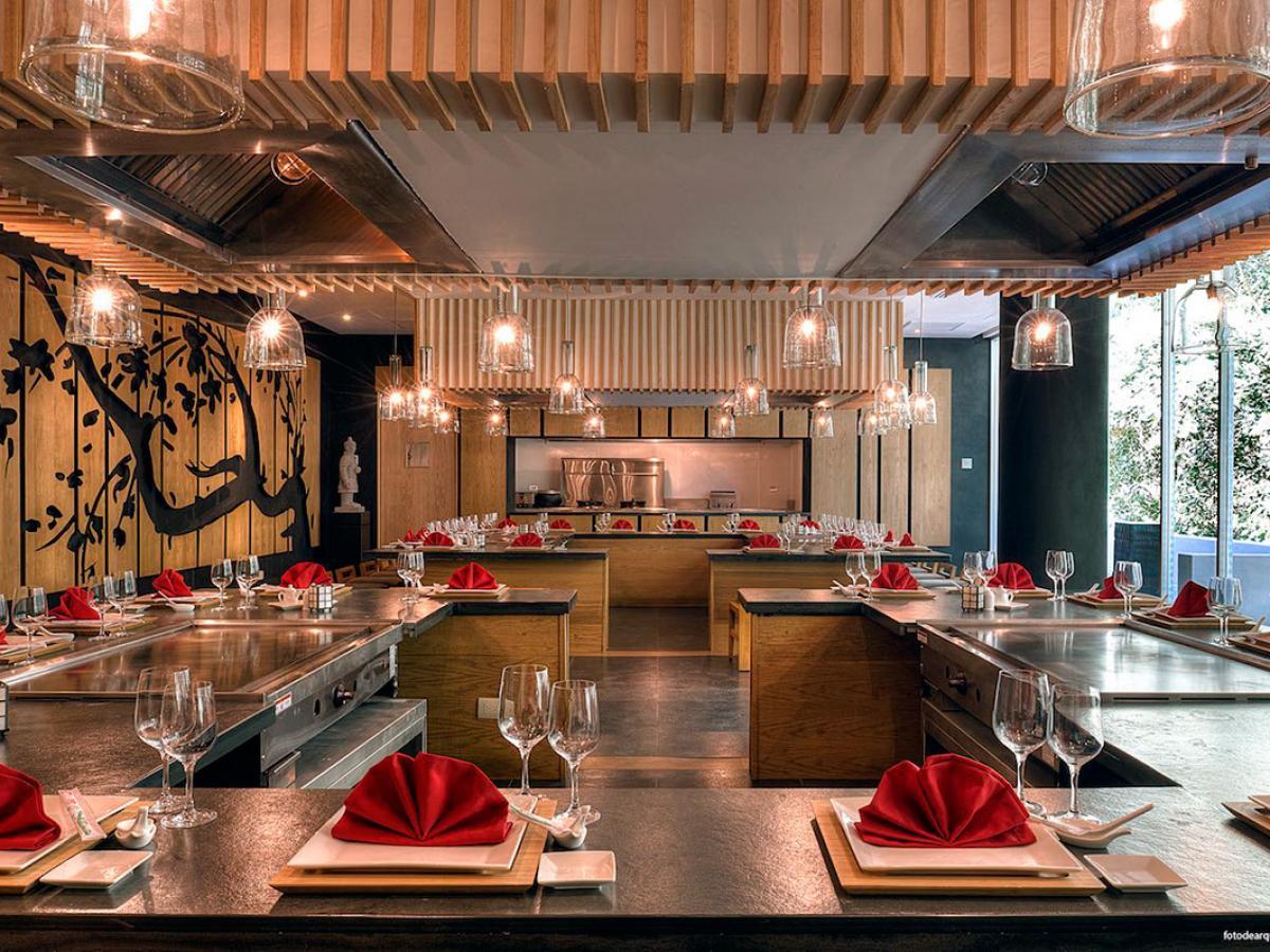 Grand Sirenis Matlali Hills Puerto Vallarta Mexico - Ikebana Japanese Restaurant