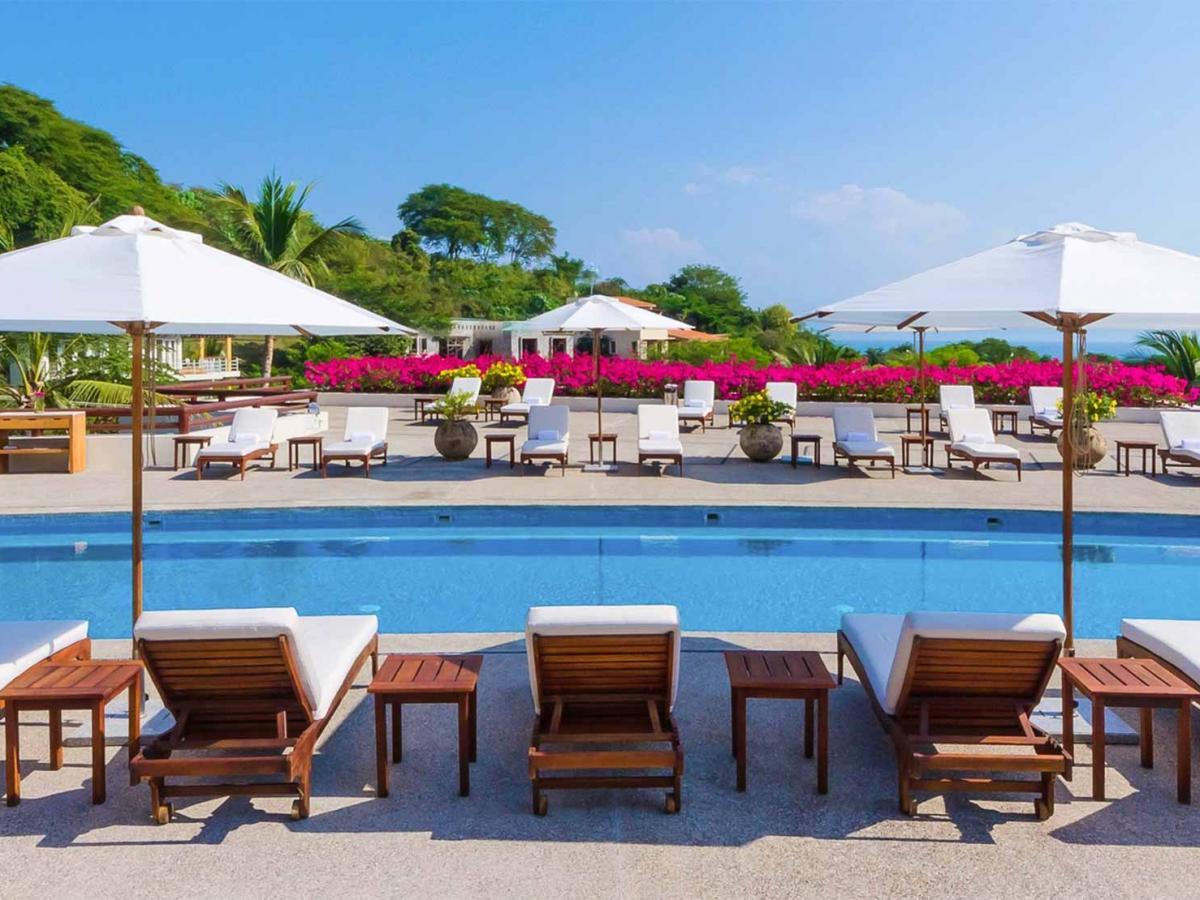 Grand Sirenis Matlali Hills Puerto Vallarta Mexico - Swimming Pools