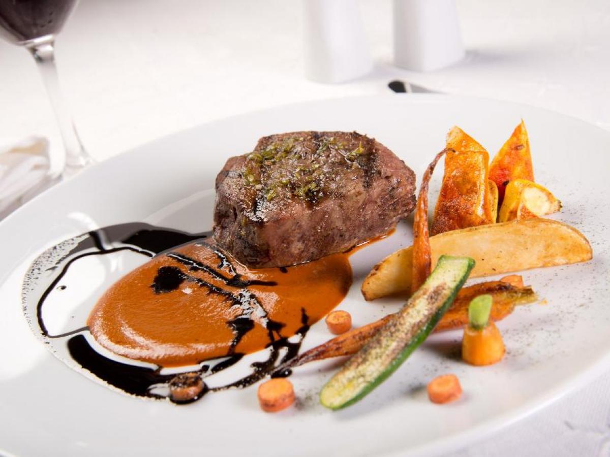Grand Sirenis Matlali Hills Puerto Vallarta Mexico - Steakhouse