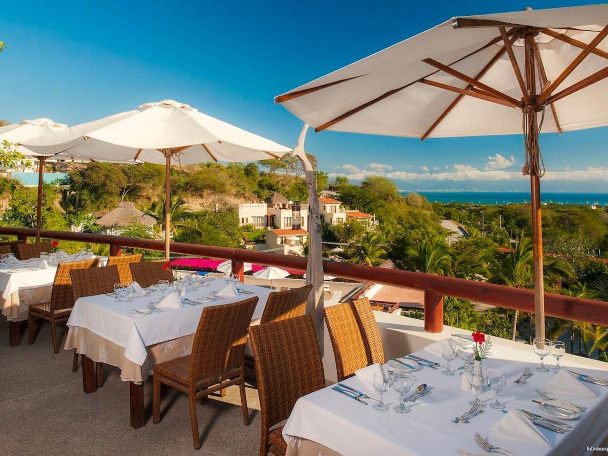 Grand Sirenis Matlali Hills Puerto Vallarta Mexico - Restaurant