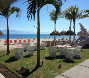 Grand Sirenis Matlali Hills Puerto Vallarta Mexico - Beach and Beach Club