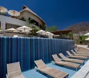 Grand Sirenis Matlali Hills Puerto Vallarta Mexico - Pool Deck