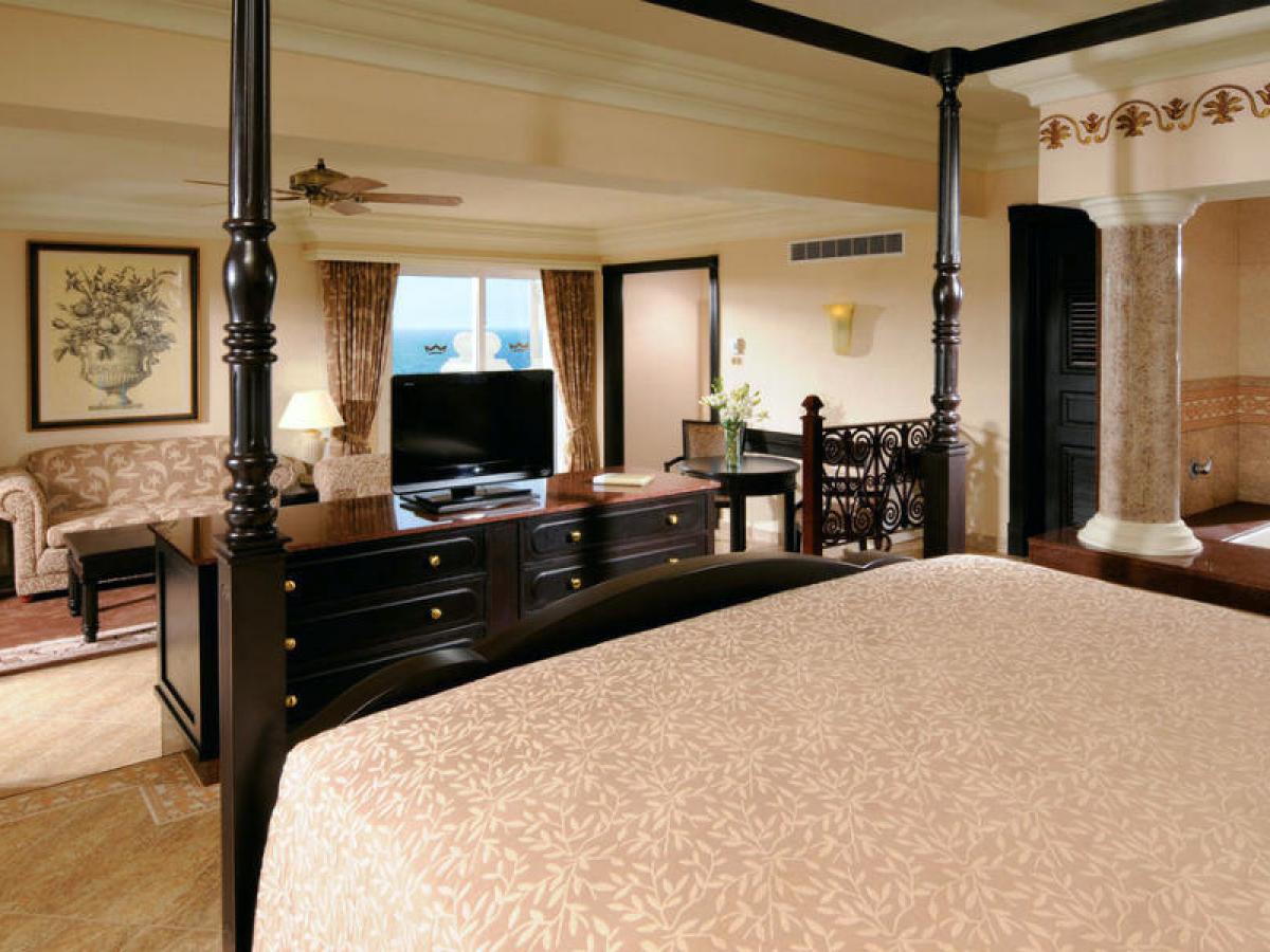 Riu Palace pacifico Suite Jacuzzi