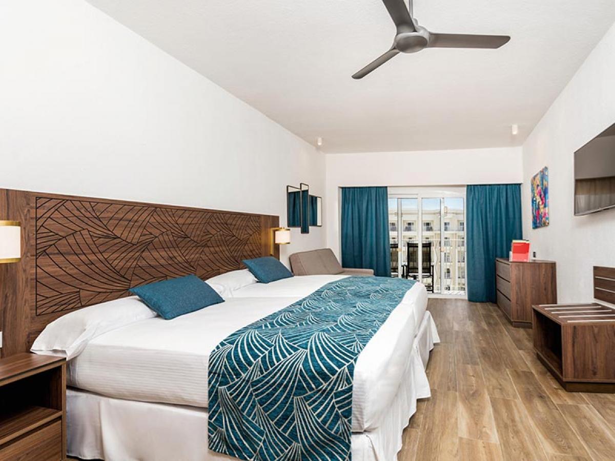 Riu Vallarta double room