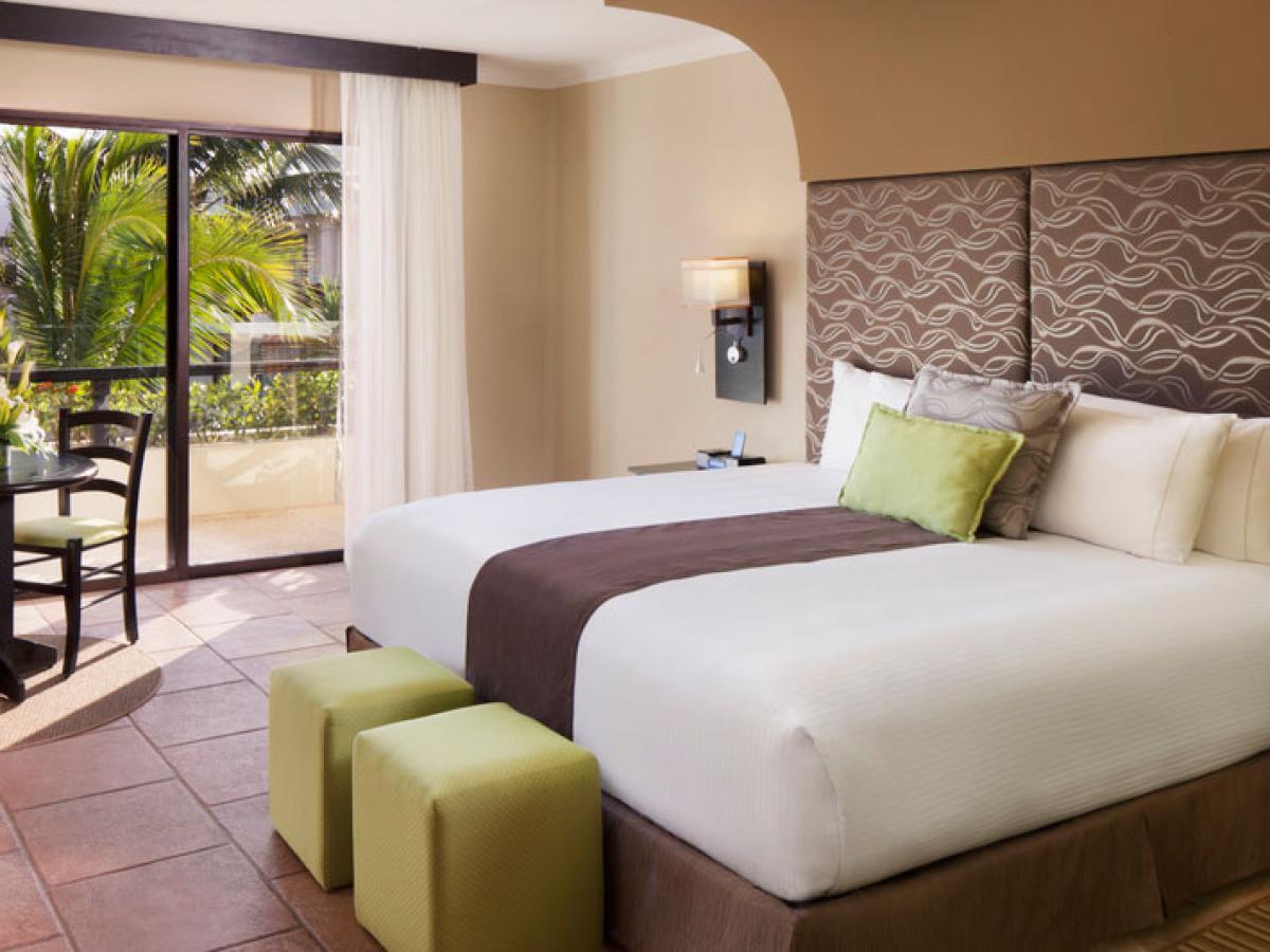 Azul  Beach Hotel Riviera Maya - Deluxe Room